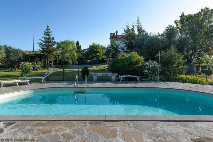 Piscina esterna - Pool's Country house