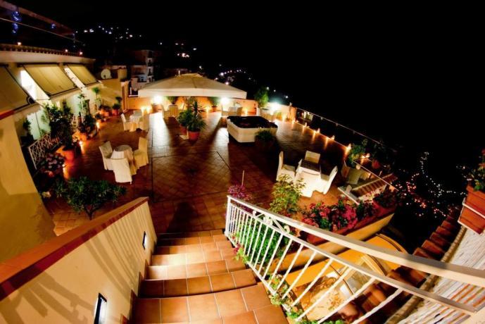 Relax in Hotel Ravello vista panoramica mare