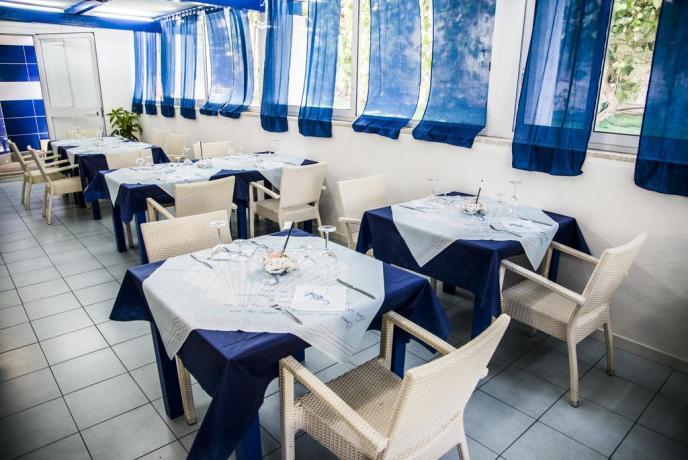 Hotel 3 stelle con Ristorante con Prodotti Freschi