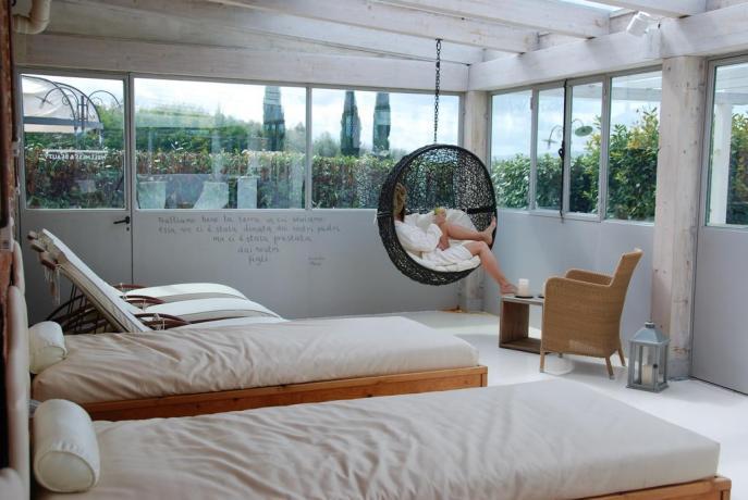 SPA con massaggio di coppia sul Lago Trasimeno-Umbria