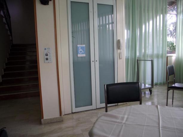 Hotel vicino a Catania con accesso disabili