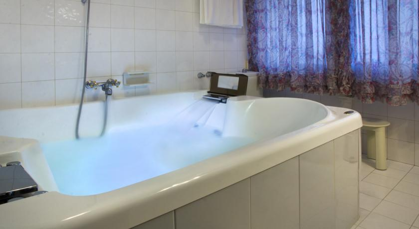 Jacuzzi in Grand Hotel a Chianciano Terme