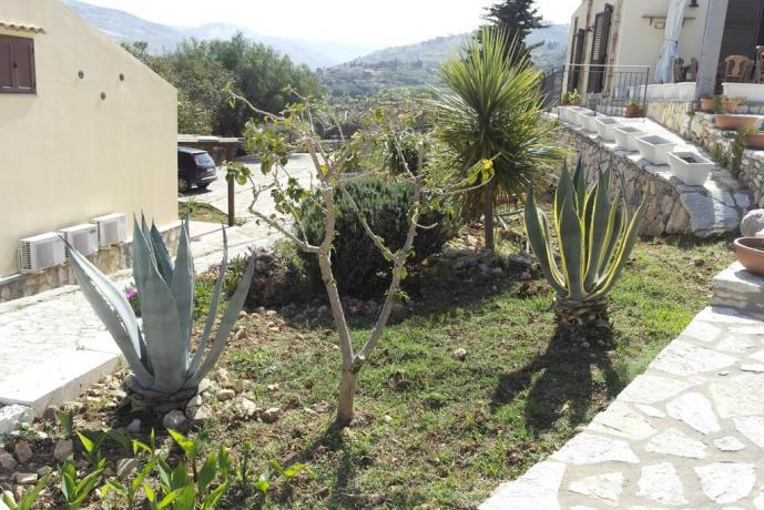 Resort giardino vicino Riserva Naturale dello Zingaro
