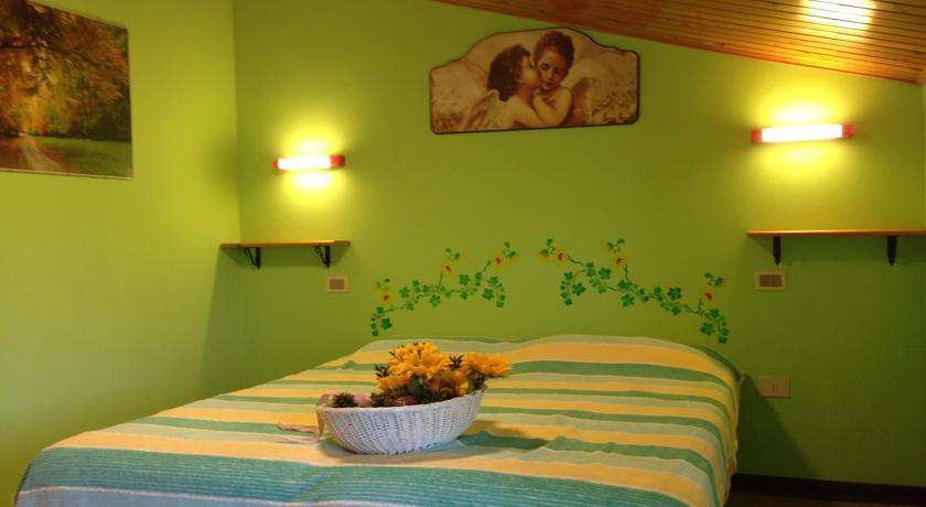 Camere pulite in appartamento vacanza vicino Gubbio