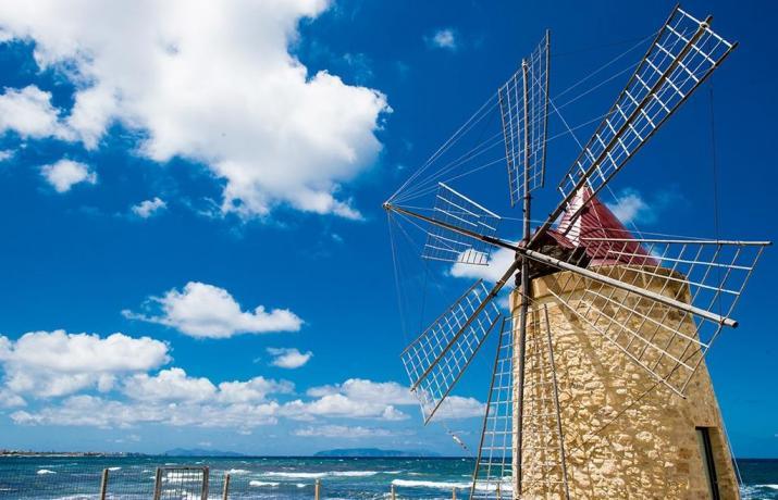 Resort4stelle a Trapani con Spiaggia Privata