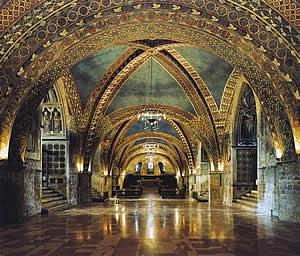 Basilica Inferiore San Francesco d'Assisi