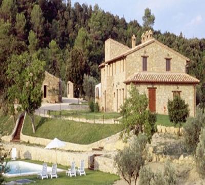 Vista esterna del Casolare