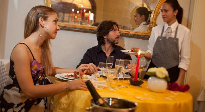 Ristorante per cene romantiche in Hotel 4 stelle