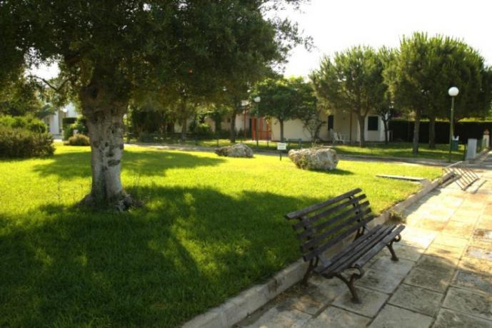 Area Villette Trilocali 4/6 persone