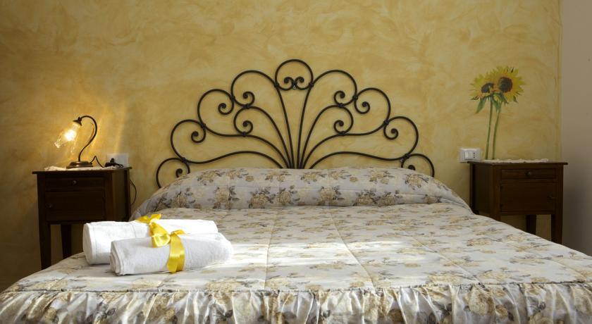Camera Matrimoniale Appartamento I Girasoli