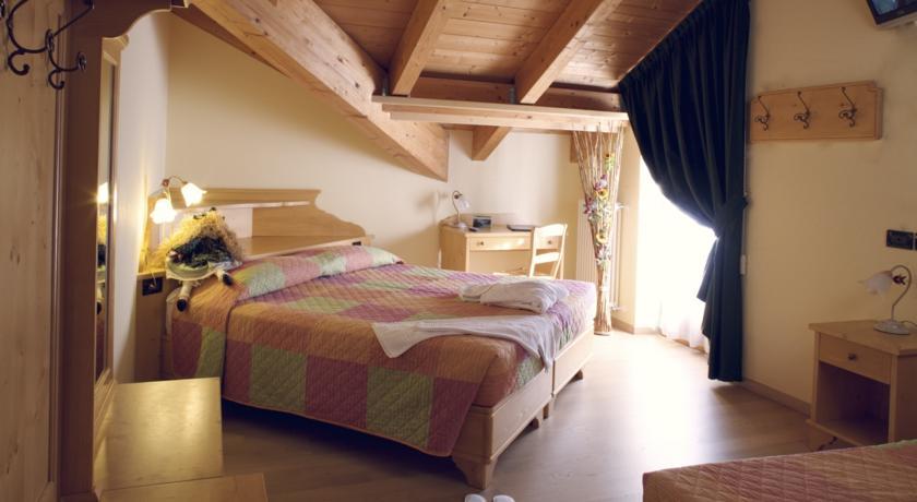 Camere accoglienti, Hotel menu per celiaci