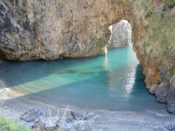 Hotel vicino la Grotta di Arcomagno
