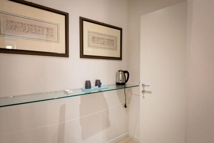 Appartamento con 2 camere a Perugia centro