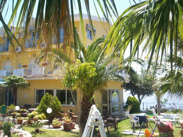 Esterno Hotel in Calabria
