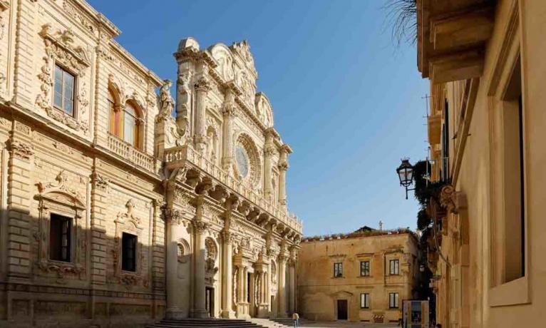 Appartamenti in B&B centro storico di Lecce