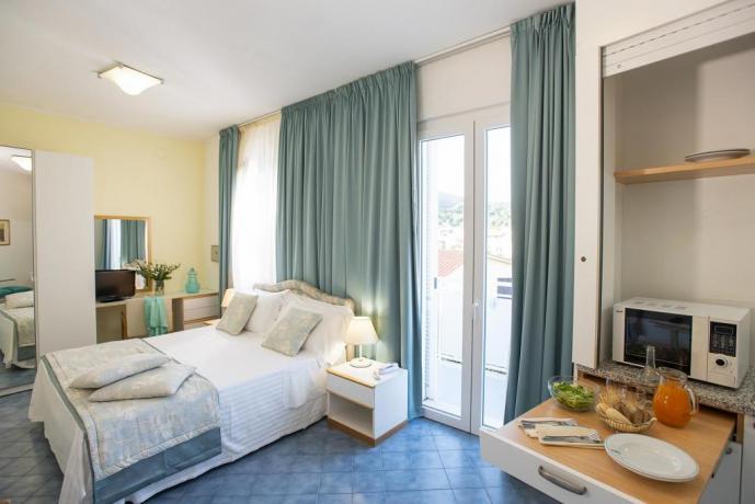 Camera per famiglie con cucina Castiglione-della-Pescaia