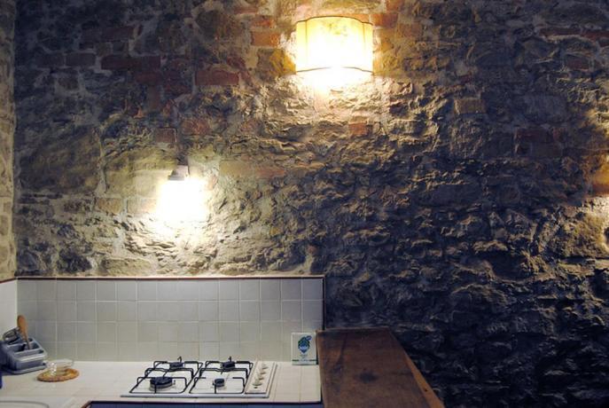 Angolo Cucina Appartamenti a Perugia