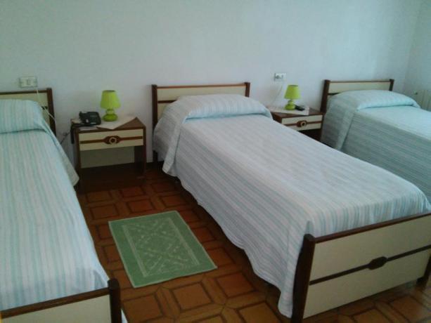 Appartamenti 3 posti letto in Hotel vicino Cagliari