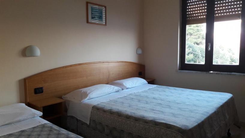Camera Tripla vista mare Casal Velino (SA)