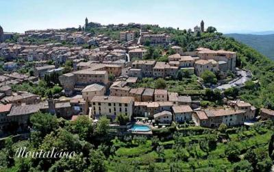 Weekend a Montalcino