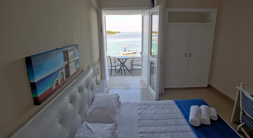 Camere sulla Spiaggia in Hotel Porto Cesareo