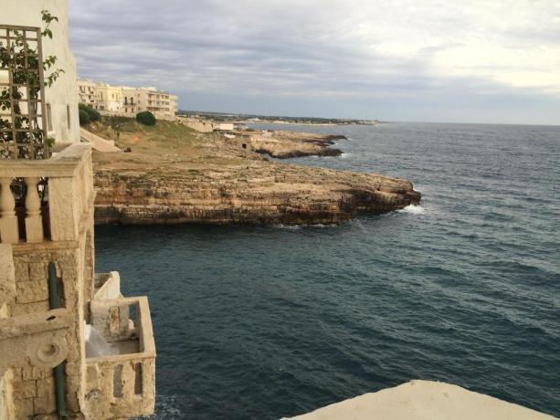 Vacanza in B&B a Polignano a Mare