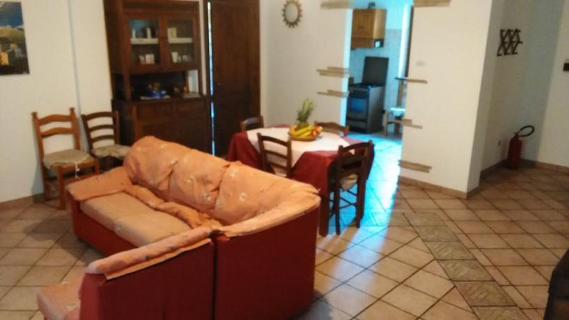 Appartamenti con cucina in B&B a l'Aquila