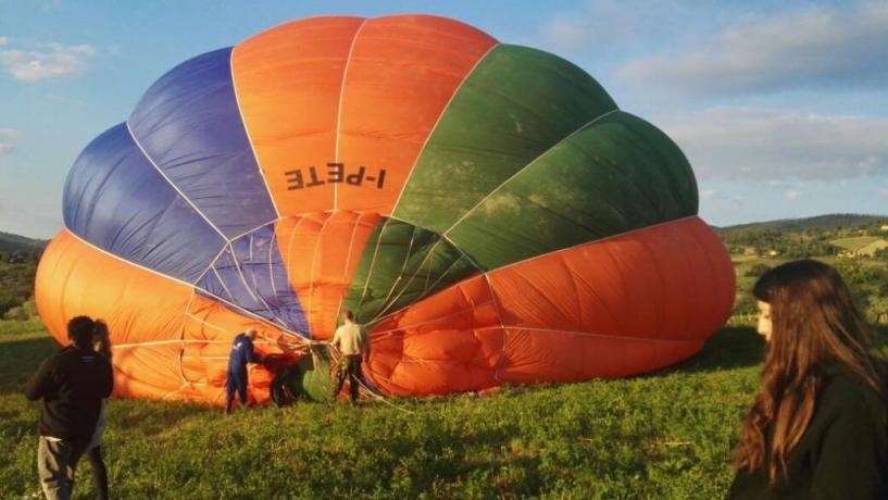 Balloon Fly viaggi in mongolfiera da Assisi