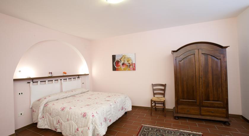 Camera Matrimoniale Bilocale La Lavanda
