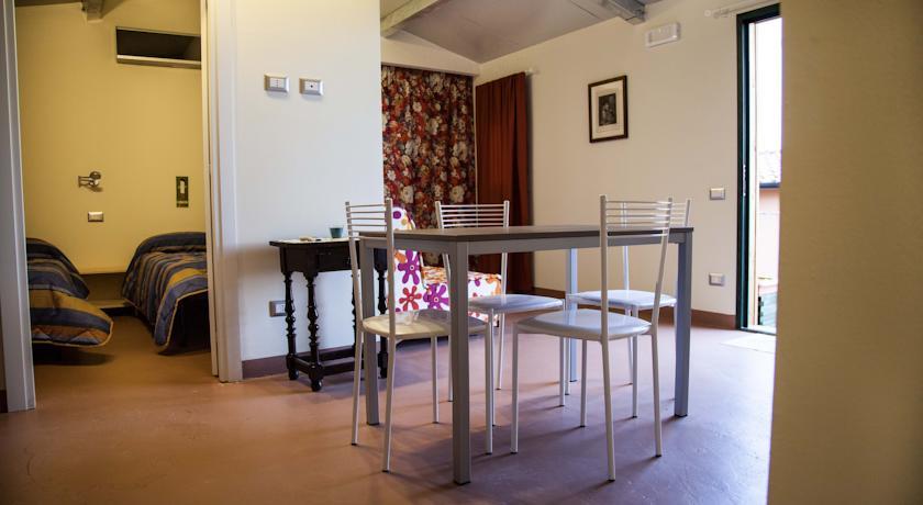 Appartamenti immersi nel verde della Campagna Toscana
