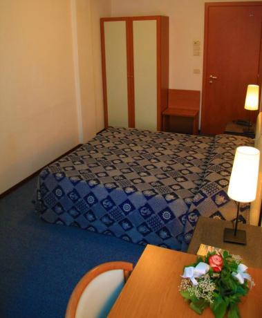 Camera Comfort Matrimoniale in hotel a Bibione