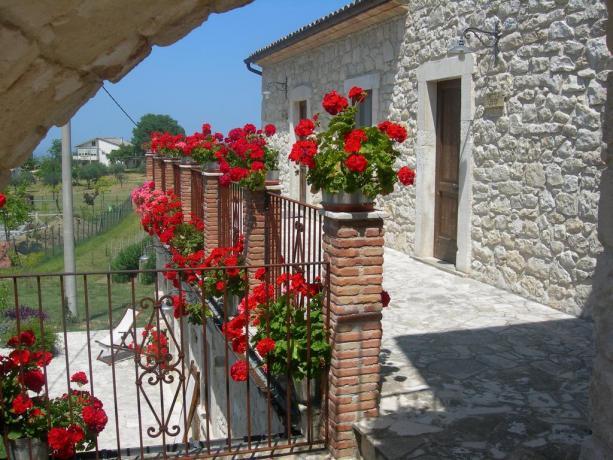 Agriturismo Abbateggio (PE) borgo storico in Abruzzo