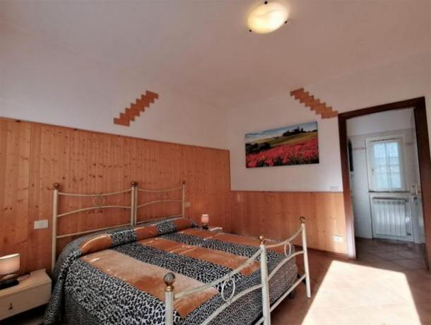 Camera matrimoniale agriturismo Manciano-Grosseto