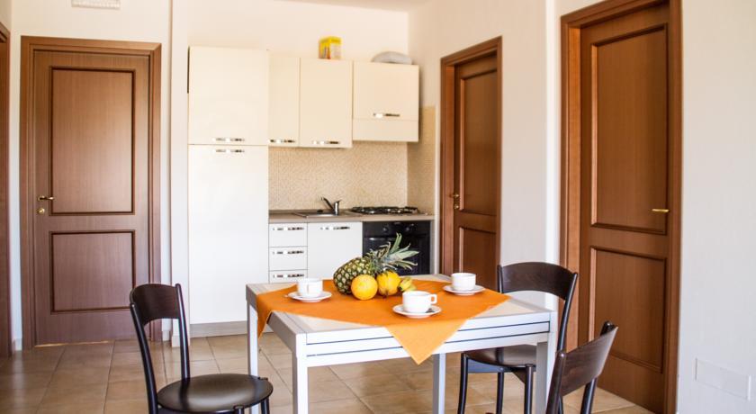appartamenti dotati di cucina a villasimius