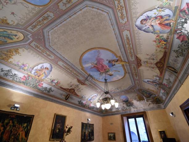 camere-PiazzaArmerina-Sicilia-palazzostorico-vacanzarelax-enna-sicilia