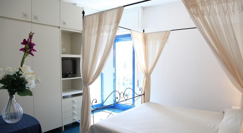 Bagno privato in camera vicino parco del Circeo