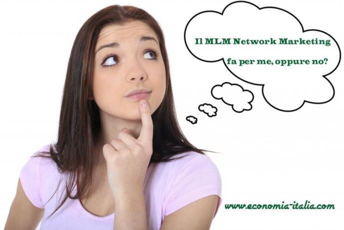 Perchè scegliere MLM di Imperya Network Marketing