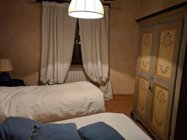 Camera tripla Casale Monte Castello di Vibio