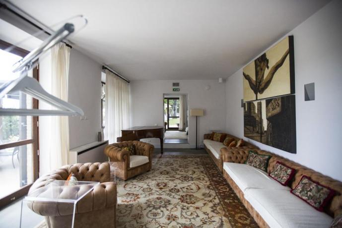Camere Deluxe in Dimora Padronale vicino Orvieto