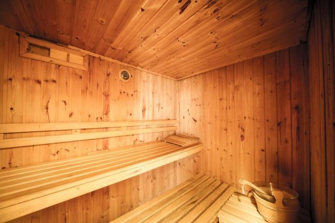 Residence Bardonecchia con sauna