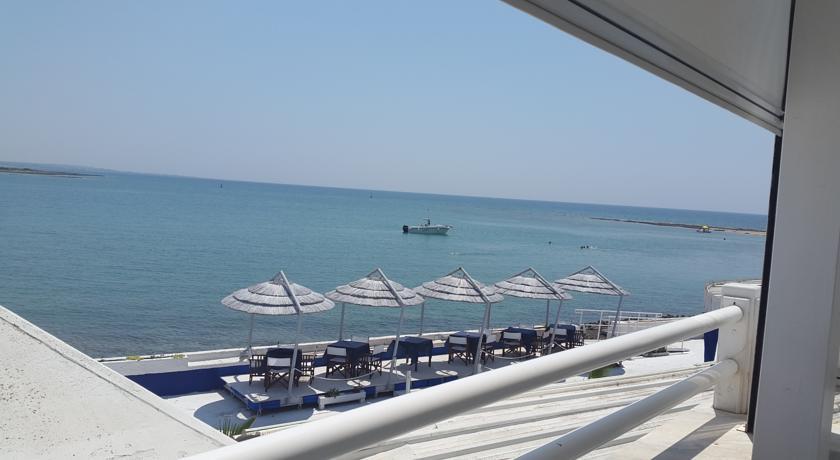 Hotel vista mare a Porto Cesareo