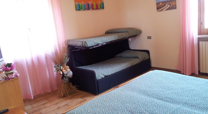 Camere per famiglie ad Assisi