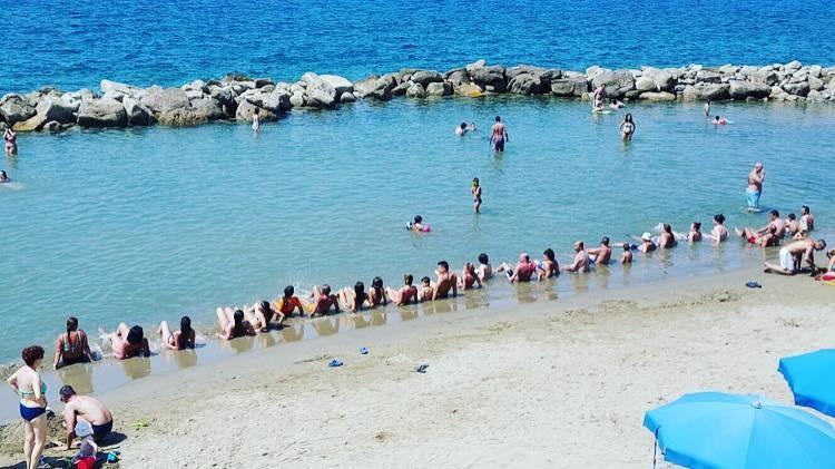 Villaggio con Spiaggia ideale per bambini a Palinuro