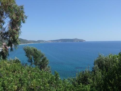 Panorama Villaggio vicino la Baia del Buondormire