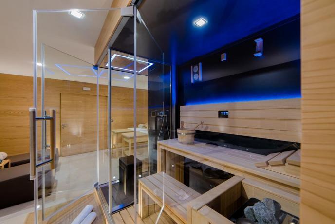 Luxury SPA hotel 4 stelle a Baia Domizia