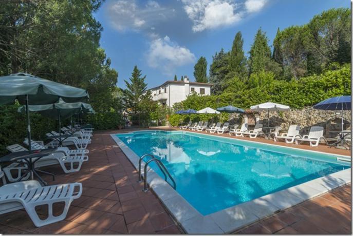 Hotel per gruppi e Famiglia con piscina prezzi-bassi