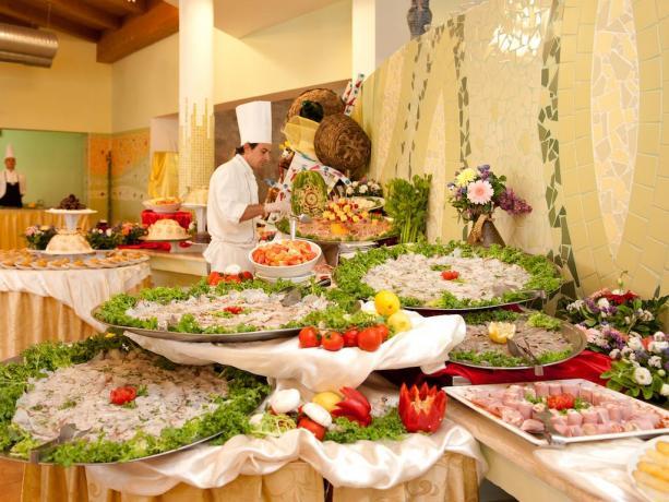 2 Sale Ristorative Climatizzate con pasti buffet