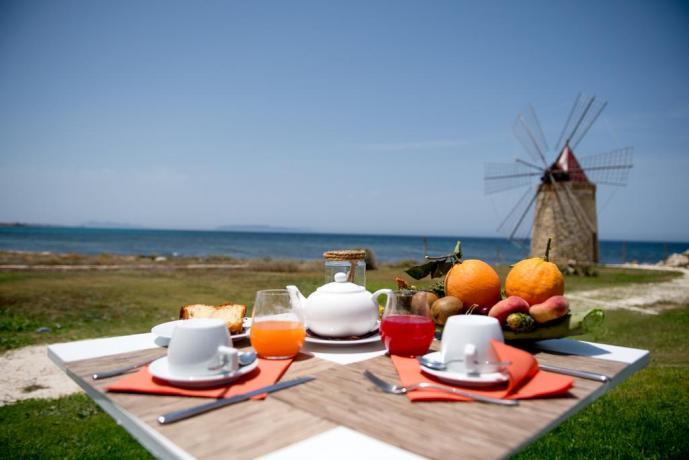 Resort 4 stelle con Ristorante-tipico-Siciliano a Erice