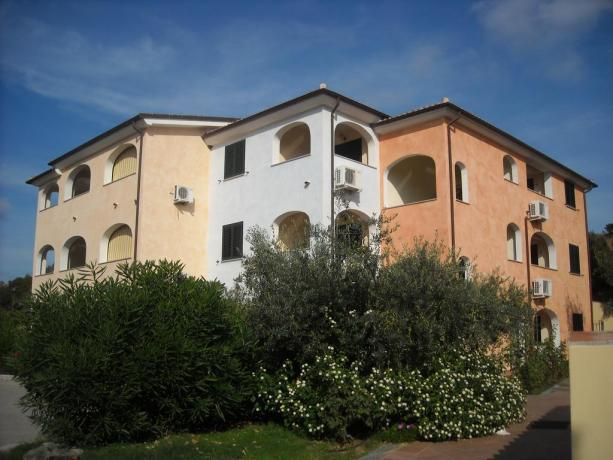 Residence a Sos Alinos - Cala-Liberotto