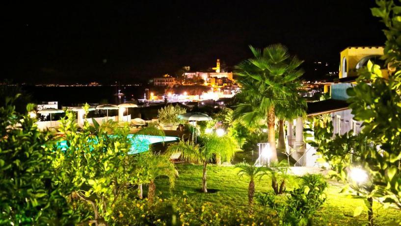 Hotel a Lipari 4 stelle